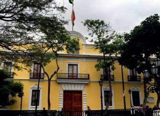 Cancillería de Venezuela