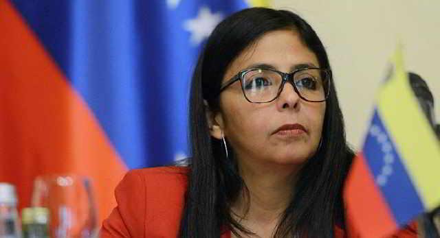 Delcy Rodríguez
