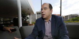 Economista Francisco Rodríguez