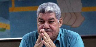 Eduardo Piñate, Ministro del Trabajo