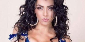 Ivonne Montero, actriz mexicana