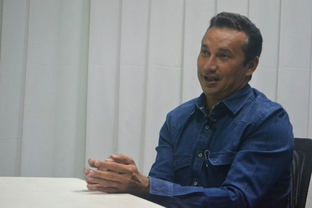 José Vásquez, Gobernador de Guárico