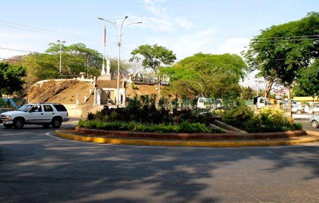 La redoma, San Juan de los Morros.