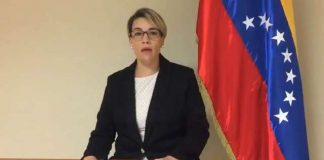 Scarlet Salazar, Consul de Venezuela