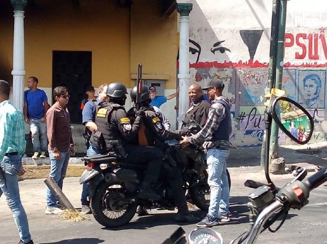 Cicpc en La Pastora