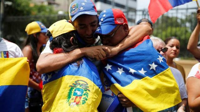 Venezolanos, Venezuela