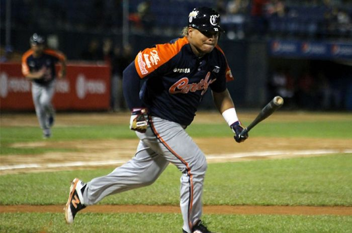 Willians Astudillo refuerza a Cardenales de Lara