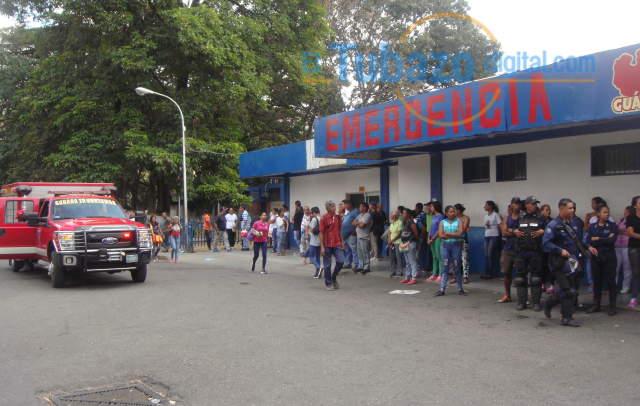 Centros hospitalarios en Guárico
