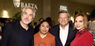 'Roma' gana el premio a Mejor Película y Cuarón a Mejor Director