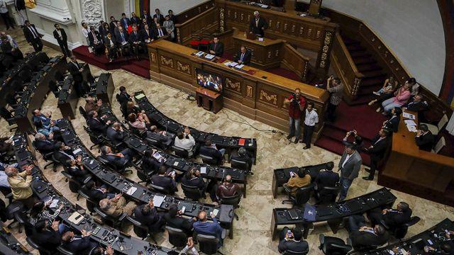 Comisión preliminar, Asamblea Nacional