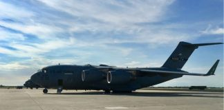 Avión militar de los Estados Unidos