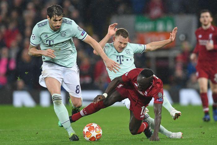 Bayern Múnich, Liverpool