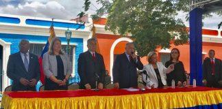 Diosdado Cabello, ejecutivo
