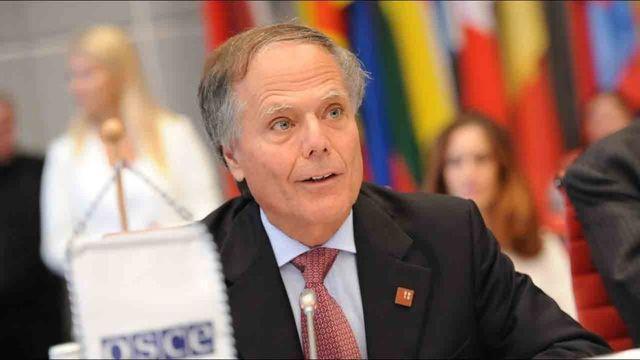 Enzo Moavero, Ministro de Relaciones Exteriores de Italia