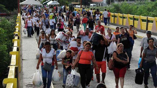 Migración, frontera