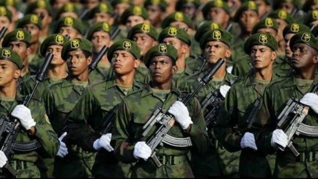 Fuerzas Armadas de Cuba