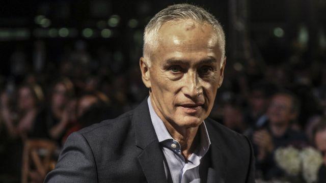 Jorge Ramos, periodista de Univisión