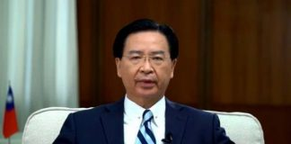 Joseph Wu, Ministro de Relaciones Exteriores de Taiwán