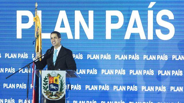 Juan Guaidó, Plan País