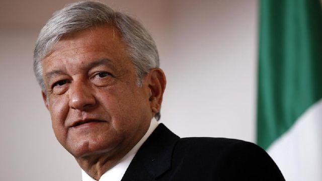 Presidente de México,Andrés Manuel López Obrador
