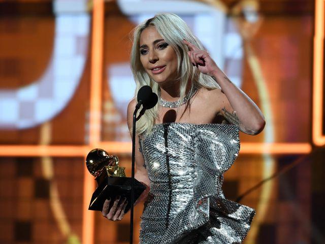 Lady Gaga, Premios Grammy