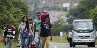 Migración - veneco