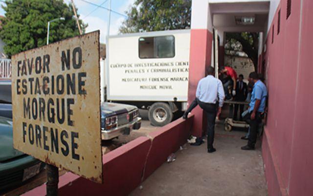Morgue de Maracaibo