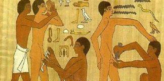 Prácticas sexuales egipcias
