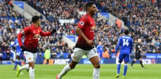 Rashford, Manchetser United