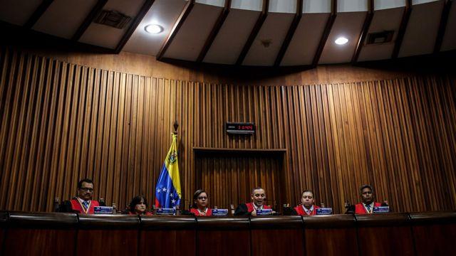 Tribunal Supremo de Justicia, TSJ