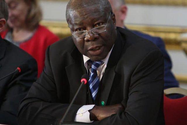 Thomas Kwesi Quartey, Vicepresidente de Unión Africana de Naciones