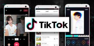Aplicación Tik Tok