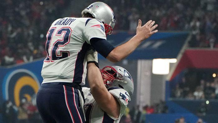 Tom Brady, Patriotas de Nueva Inglaterra