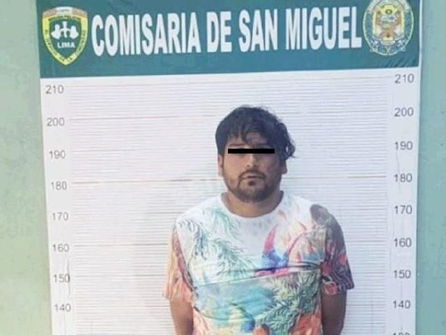 Violador de venezolanas en Perú