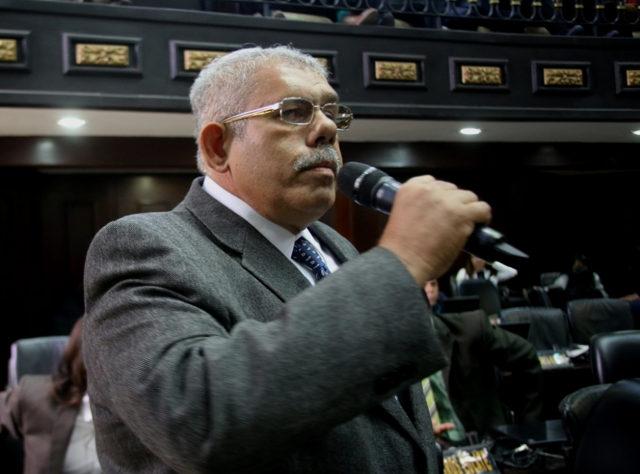 Rick Esser, el ejecutivo de Citgo que fue ratificado por la AN