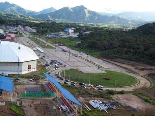 villa olimpica Juegos Deportivos Nacionales