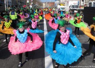 Desfile de San Patricio