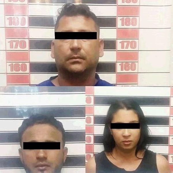 Detenidos por abuso sexual