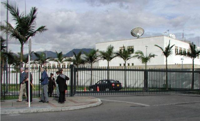 Embajada de Estados Unidos en Bogotá, Colombia