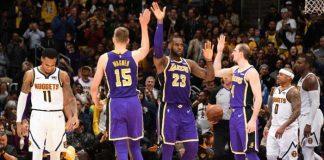 LeBron James, Los Ángeles Lakers