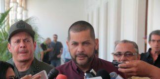 Omar Prieto, Gobernador del Estado Zulia
