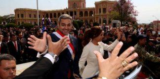 Mario Abdo, Presidente de Paraguay