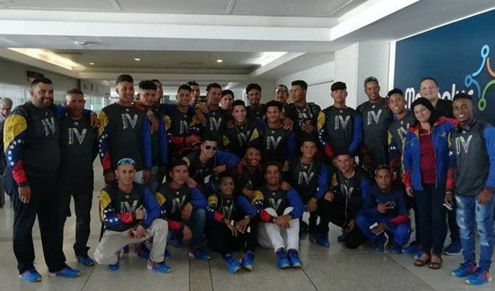Selección de Béisbol de Venezuela