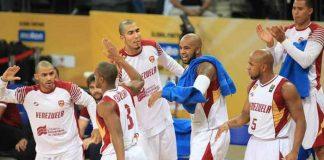 Selección de Baloncesto de Venezuela