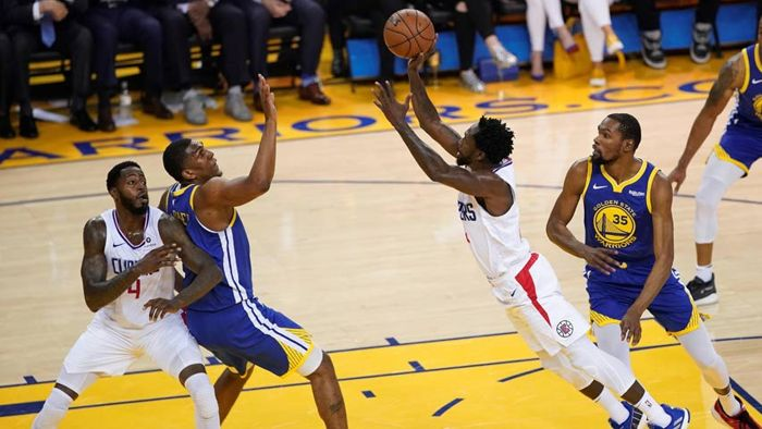 Clippers, Warriors