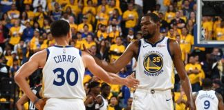 Curry y Durant
