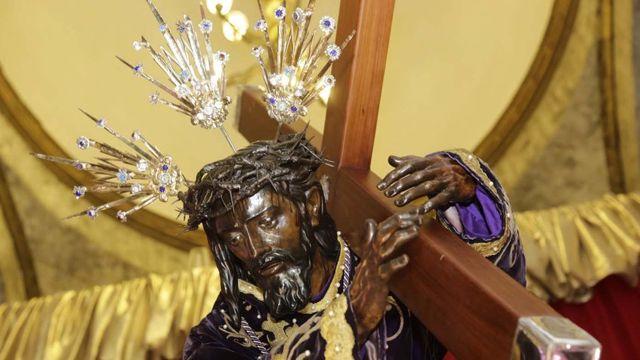 Jesúscristo, Domingo de Ramos, Semana Santa