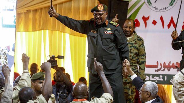 Ejercito de Sudán
