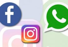 Facebook, WhatsApp e Instagram