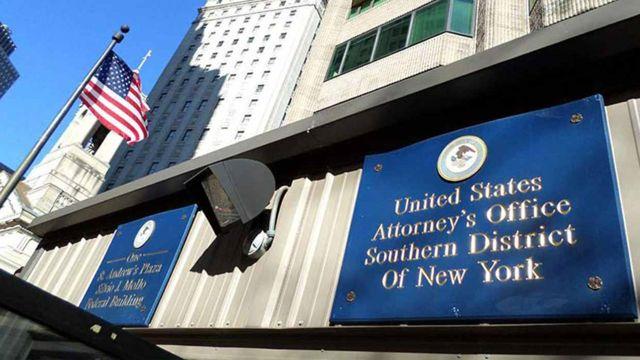 Fiscalía de Nueva York